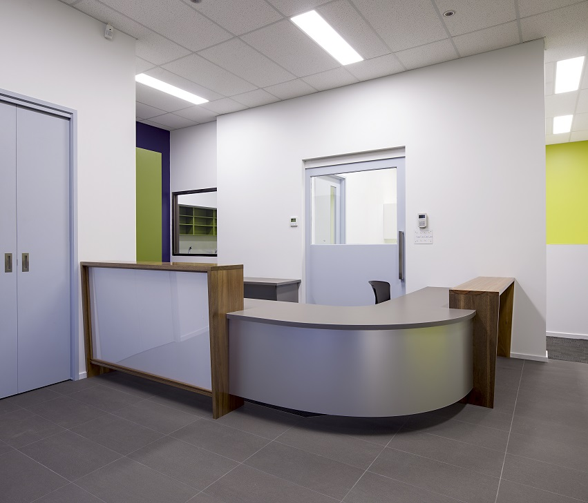 Reception Desk Adelaide Office Fitout Ideas And Projects Computer Furniture Industries