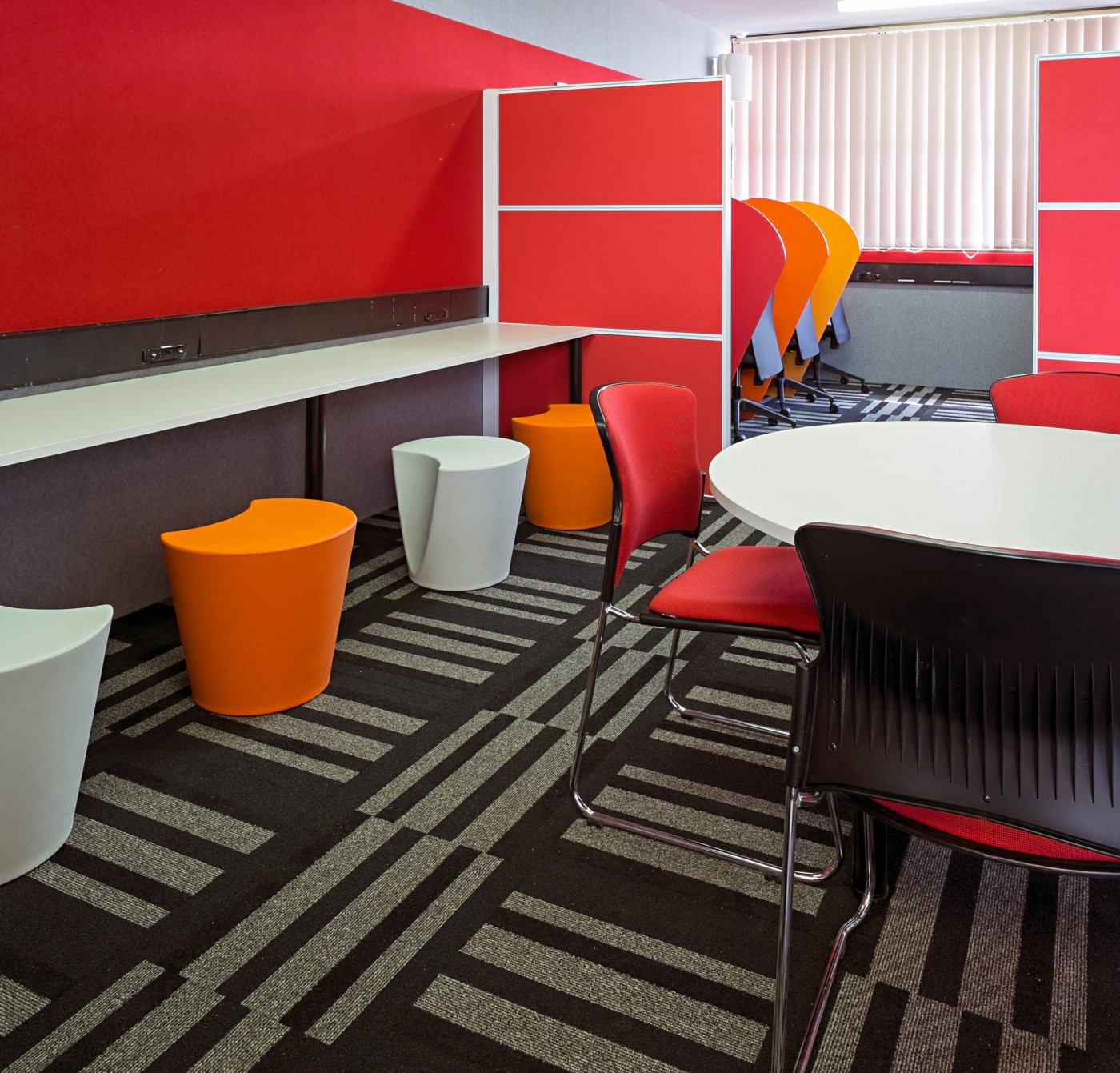 Aspect Interiors Completed Our Self Directed Learning SDL Room From The Design Stage Through To Completion With Efficiency And Ease