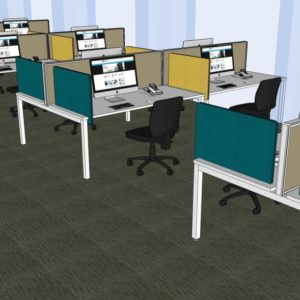Global Software Company Aspect Commercial Interiors