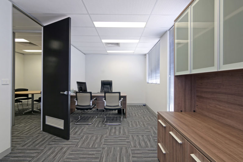 Office design and office fitout ideas aspect interiors for Interior design employment agency