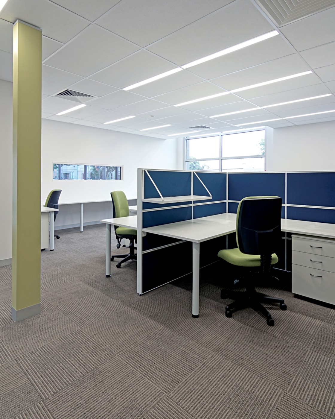 Employment agency aspect commercial interiors for Interior design employment agency