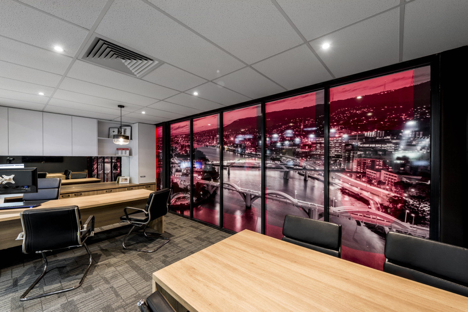 Office design and office fitouts in melbourne aspect for Office design brisbane