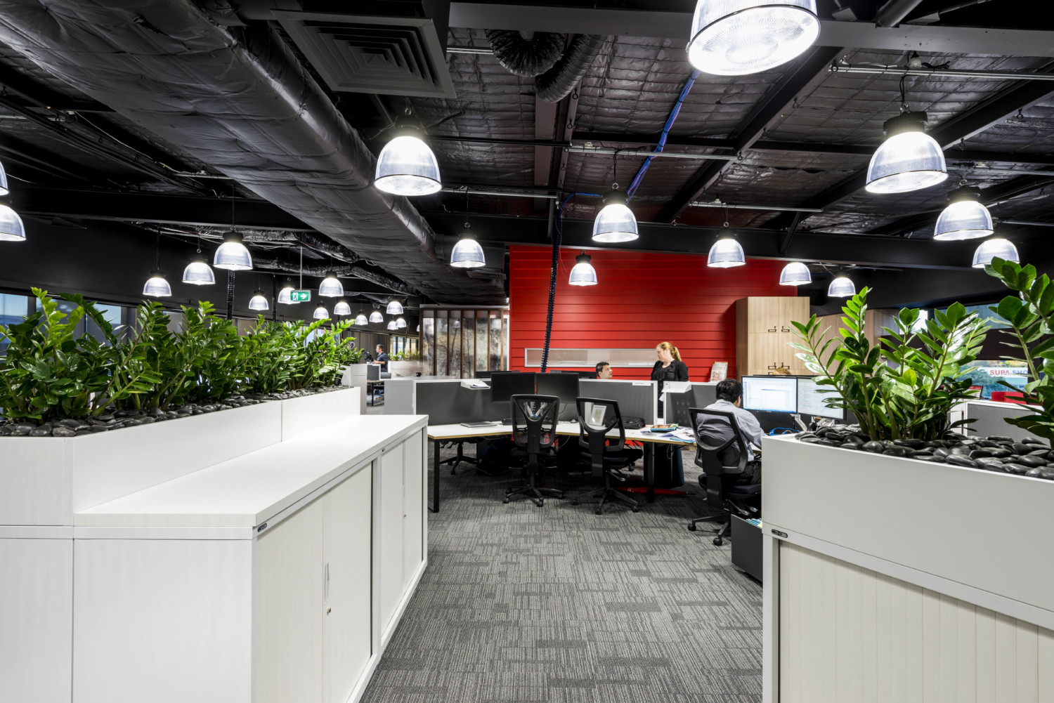 Simonds homes aspect interiors workspace strategy for Home office fitout