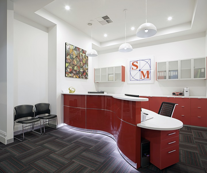 Engineering Office Design: Aspect Commercial Interiors