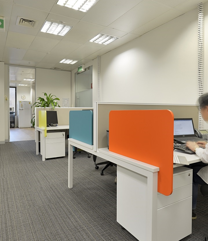 Office Design Company: Aspect Commercial Interiors