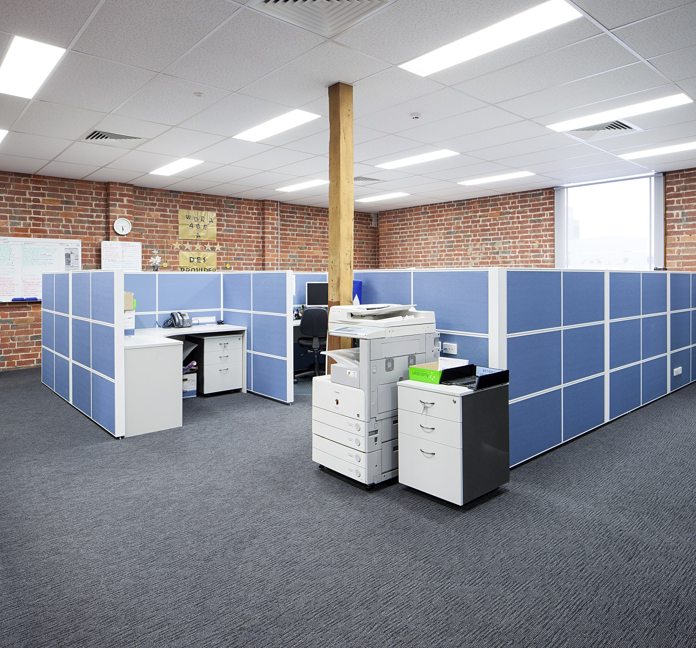 Employment agency aspect commercial interiors for Aspect design