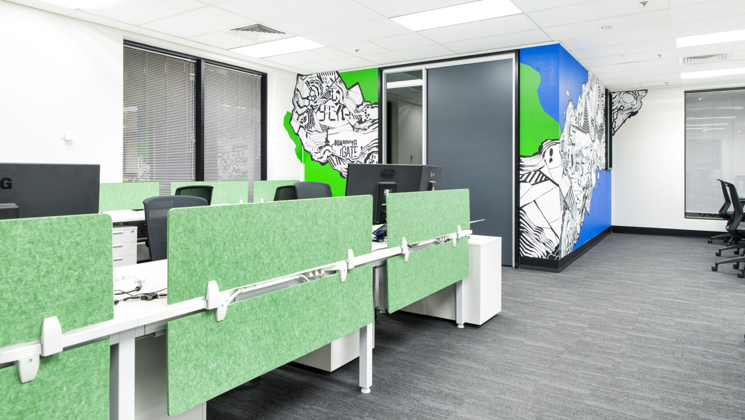 vedaleon technologies aspect commercial interiors