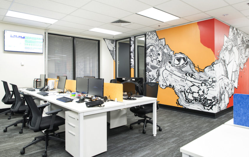 Office design and fitoutOffice Design and Office Fitout Ideas   Aspect Interiors Melbourne  . Office Designers Melbourne. Home Design Ideas