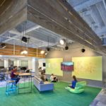 funky breakout spaces