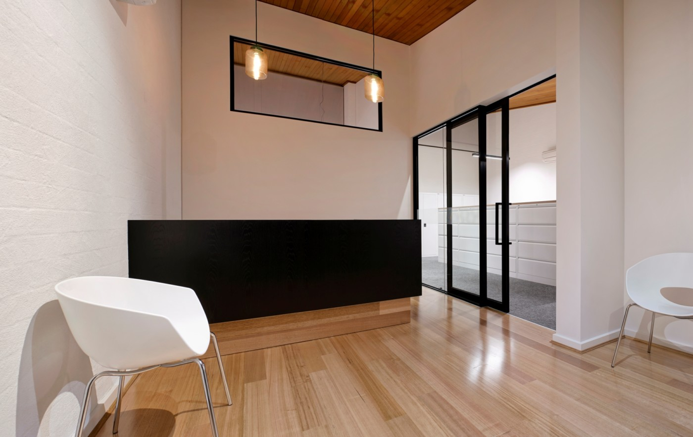 Law Firm Aspect Commercial Interiors