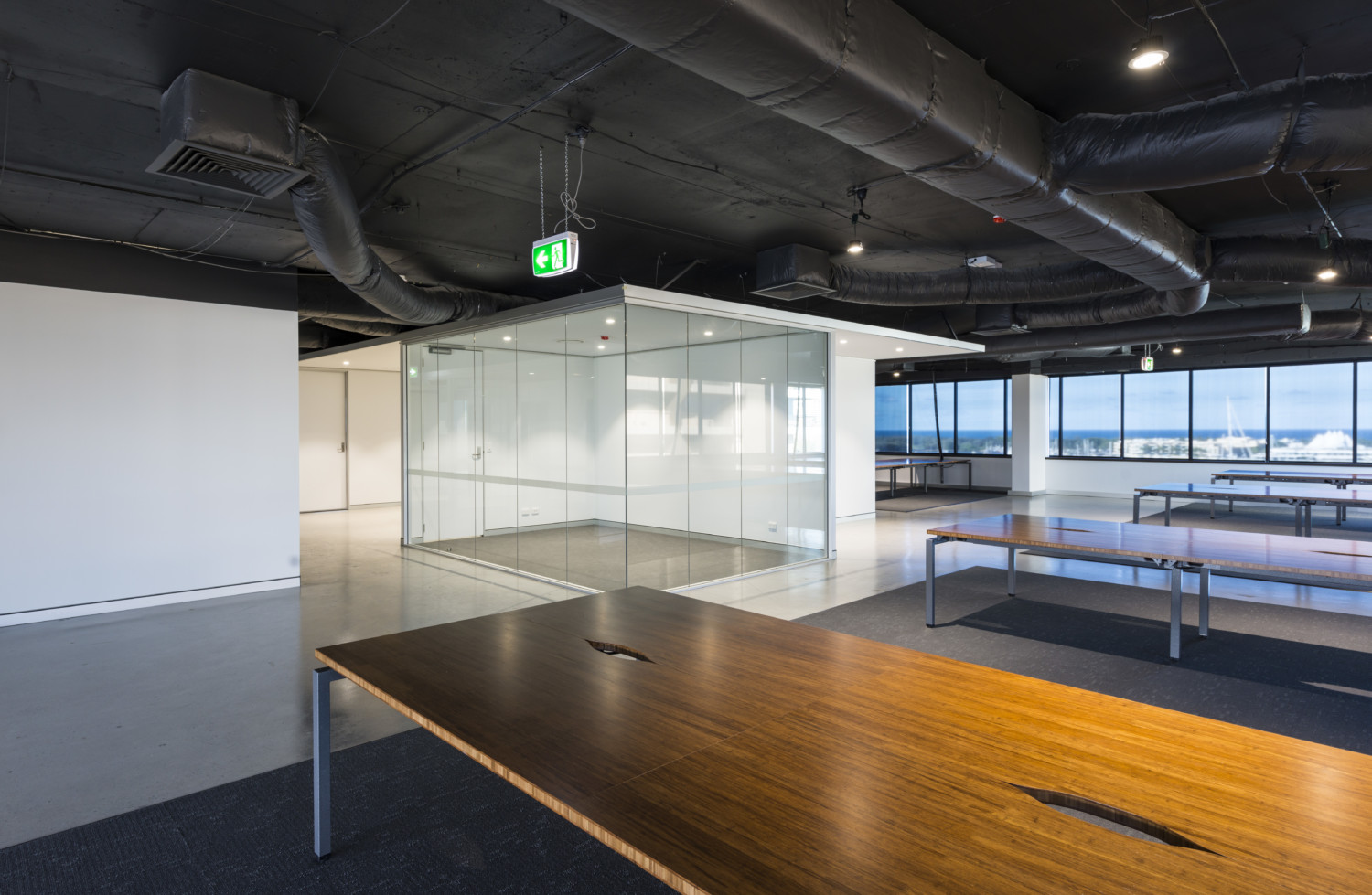 Nimble Aspect Commercial Interiors